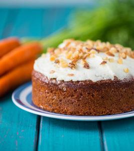 hemp recipes carrot cake
