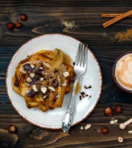 hemp recipes chocolate pancakes